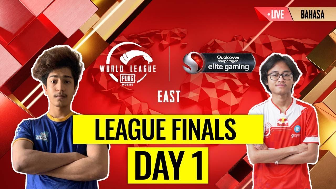 [BAHASA] PMWL EAST - League Finals Day 1   PUBG MOBILE World League Season Zero (2020)