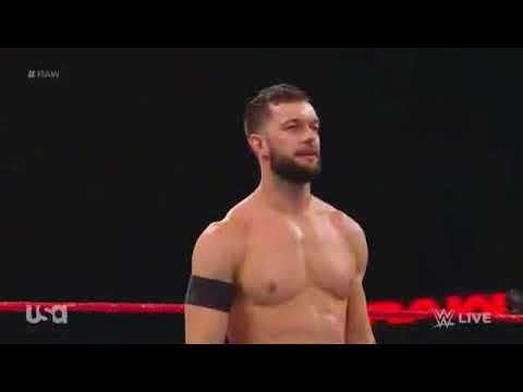 Wwe Monday night Raw 11 December 2017 Finn Balor Vs Curtis Axel Bo Dallas