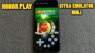 Honor Play - Lego Ninjago: Shadow of Ronin - Citra 3DS Emulator MMJ - Test