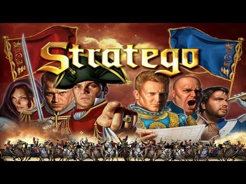 STRATEGO - Official Strategy Board Game - iPad 2/iPad Mini/New iPad - HD Gameplay Trailer