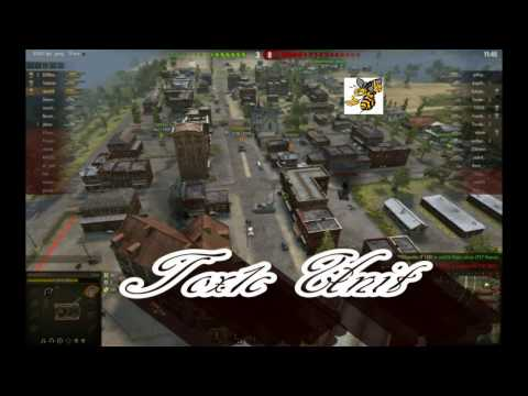 worldoftanks 2016 12 16 Tox1c platoon in random master battle E100&Mouse&IS 7 T10