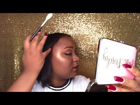 ANASTASIA BEVERLY HILLS SUN DIPPED GLOW KIT Review/First Impression| Fine China