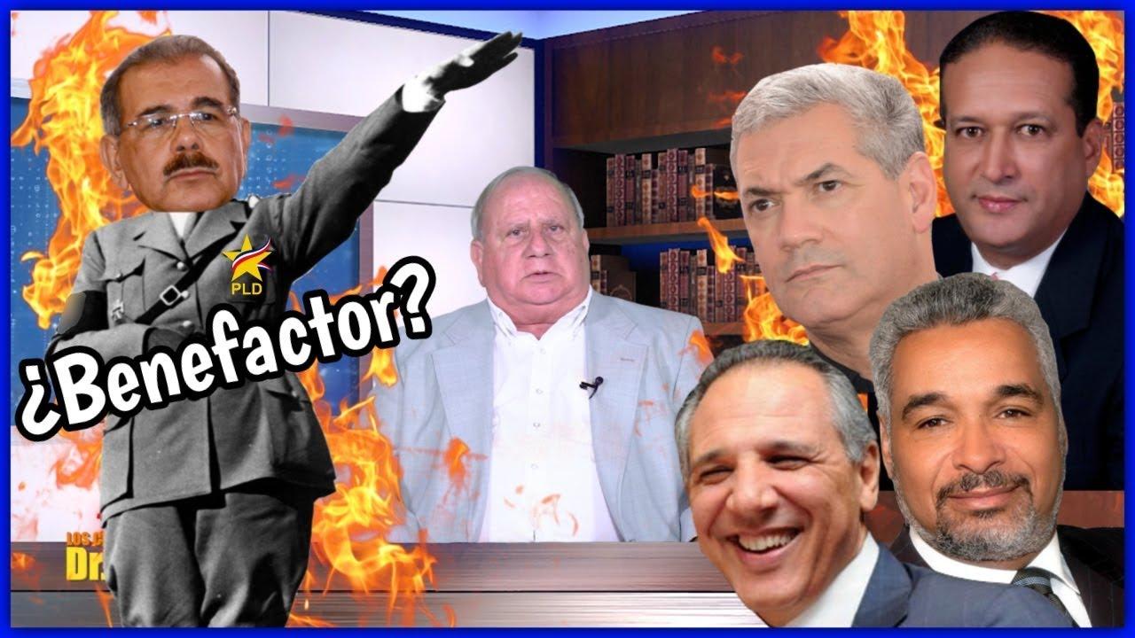 Fadul revela de dónde el PLD está sacando el dinero  ya qué Odebrecht no está