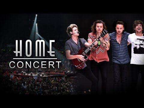 » Concert 3D Audio   HOME - One Direction