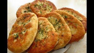 Дуже ніжні жарені пиріжки з картоплею!
