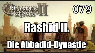 Crusader Kings 2 Abbadid #079 I Ein Fuß im Mittelmeer I [Deutsch|German]