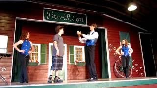 Tweetsie Railroad Cool Summer Nights Special Magic Show 7-21-12