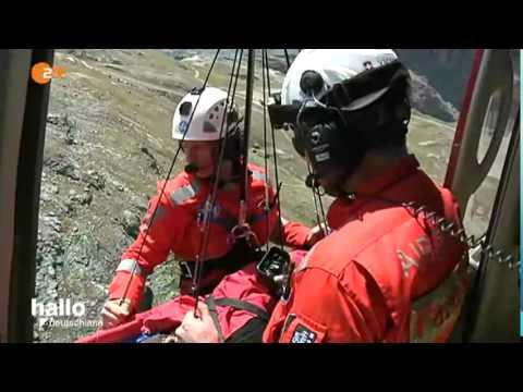 Die Bergretter am Matterhorn  Beitrag im ZDF