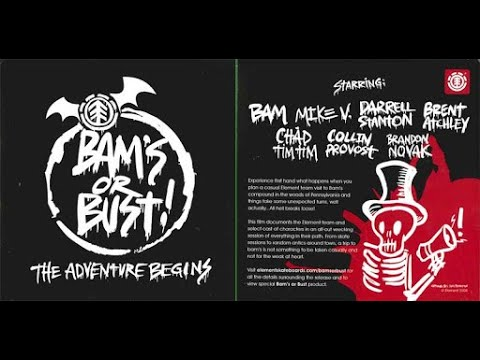 Bam's or Bust - Full Feature