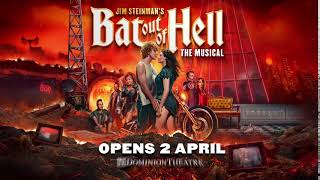 BAT IS BACK | London's Dominion Theatre from 2 April