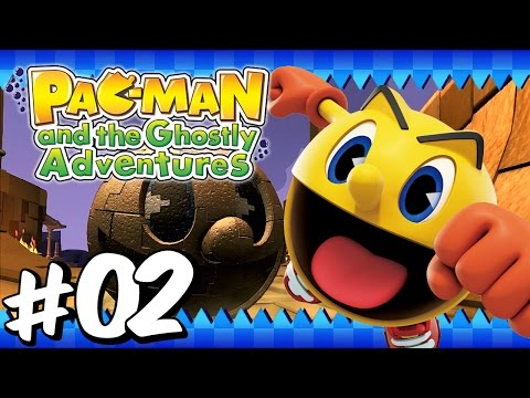 Pac-Man And The Ghostly Adventures (PC/Steam) | REDO | Part 2