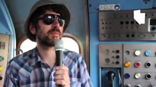 In The Cab: Gruff Rhys