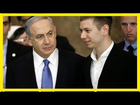Hot News - Netanyahu's son bragged about a $20 billion gas deal while drunk outside strip club