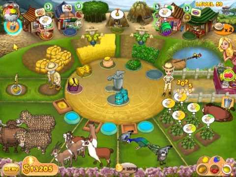 Farm Mania: Hot Vacation - Level 59 (Arcade Mode) |
