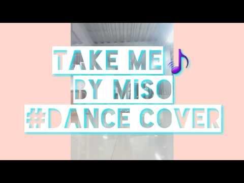 BLACKPINK💋 Lisa ft. Honey J - Take me🎵 by Miso ( Dance Cover)