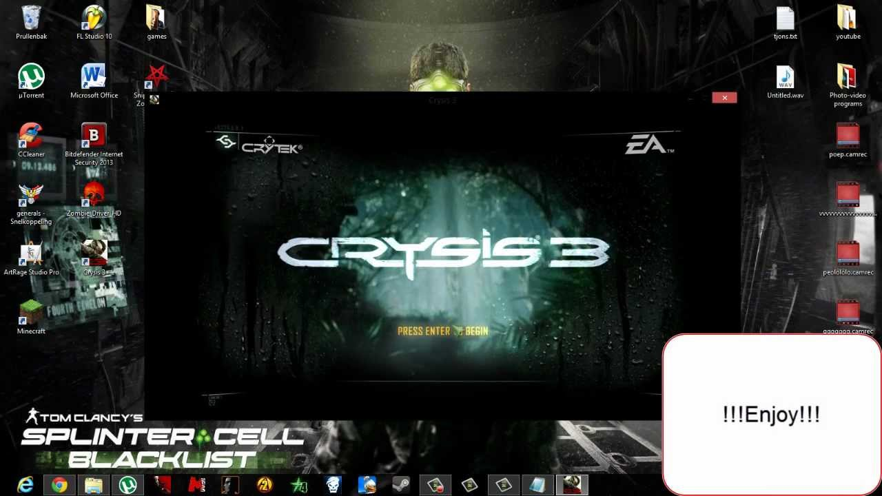 how to get crysis 3 for free