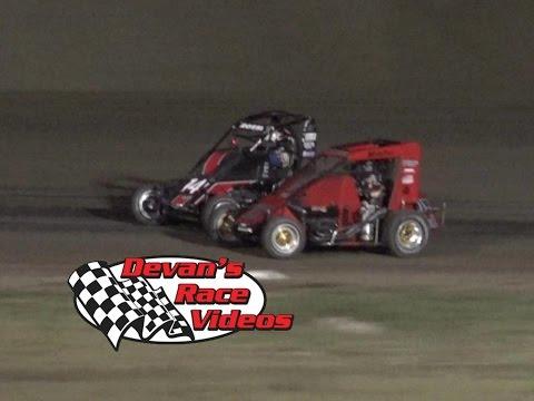 August 15, 2015 | RMMRA Midget A-Main | I-76 Speedway