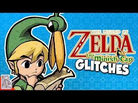 Minish Portal Magic - Glitches in Minish Cap - DPadGamer