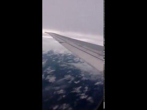 Plane Ride Romance