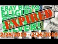 Ebay Bucks Eligible Gold & Silver 2/25/2019 - 2/26/2019 *EXPIRED*