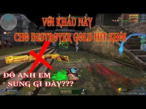 Với Khẩu Này Tôi Đã Cho Destroyer Gold Hít Khói - Truy Kích Showbiz: Với Khẩu Này Tôi Đã Cho Destroyer Gold Hít Khói - Truy Kích Showbiz TK Showbiz 2:https://www.youtube.com/channel/UCAcakj2IOGEARWxVfrrZgXw Facebook: https://www.facebook.com/TruyKichShowbiz Anh Em Đăng Ký Ủng Hộ Nhé: https://www.youtube.com/channel/UClxuXbEeb9LZZcVzwrkLFYQ Hướng Dẫn Chơi Truy Kích Sinh Tồn: https://www.youtube.com/playlist?list=PL6yuDGlKNmMPyiVm6RLV7RDDUB1QEwBMZ