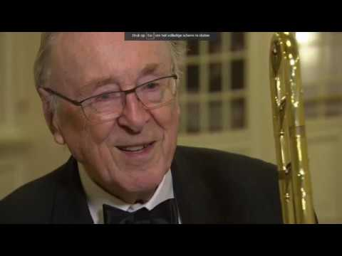 Chris Barber in Hamburg 2016 - TV recording from the Laeiszhalle