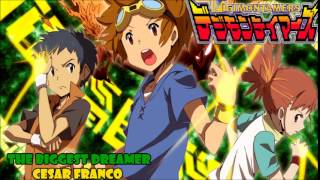 The Biggest Dreamer (Digimon Tamers opening) version full by Cesar Franco