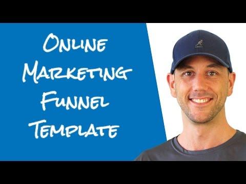 Steal My Simple Online Marketing Funnel Template – Online Sales Funnel Secrets Revealed!