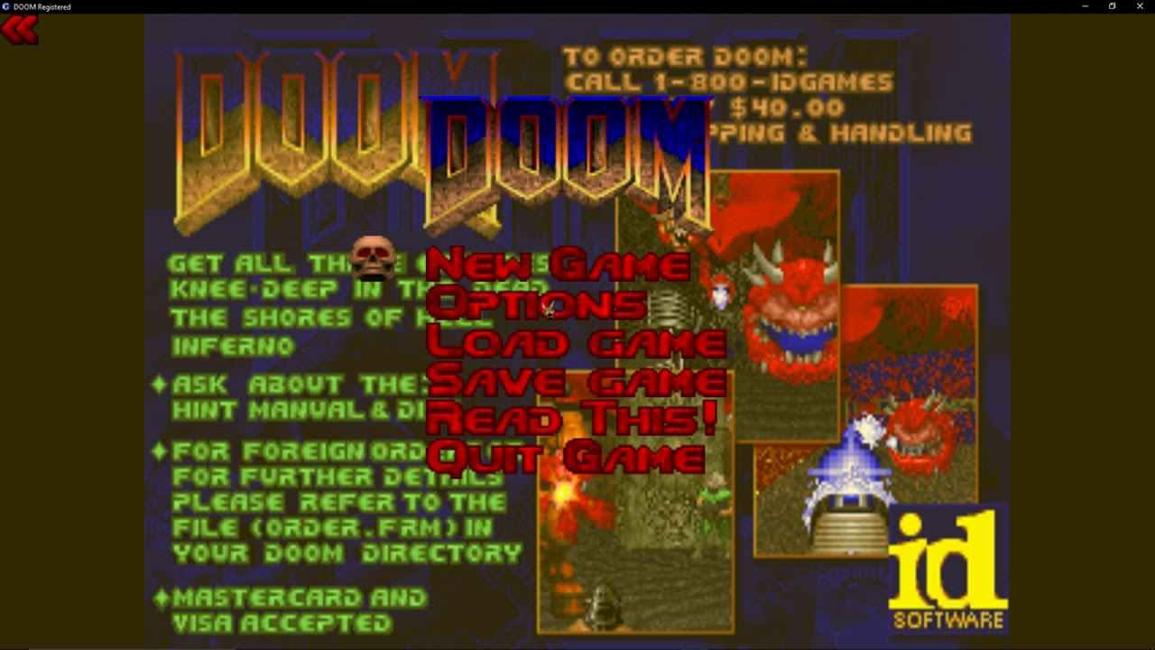 zDoom Tutorial: How to Play Doom 1 and 2 with Modern Controls (gzDoom Setup)