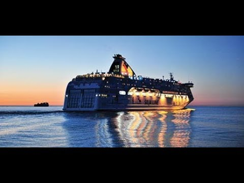 GALAXY Tallink Silja Line - Cruise Video