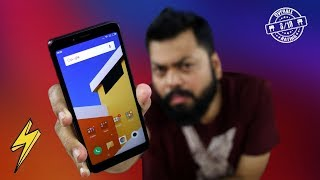 Redmi 6A Unboxing & Quick Review - Camera, Gaming Performance, Display ⚡⚡⚡ BEST UNDER 6k?