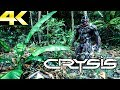 CRYSIS Definitive Edition  [ HEAVILY MODDED 2018 ]  - Welcome to the Jungle #2 (4K/60)