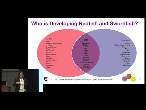 SDC 2017 - Dip your Toe in the Water: A Swordfish Introduction - Richelle Ahlvers