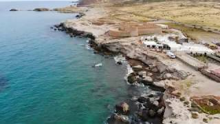 Los Escullos-Isleta del Moro Níjar (Almería)