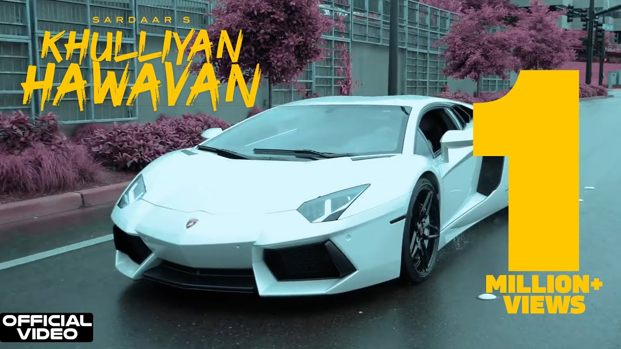 Khulliyan Hawavan (Sardaar.S) RAVI RBS || TEAM CALI || Punjabi New Song 2020 || CALI RECORDS