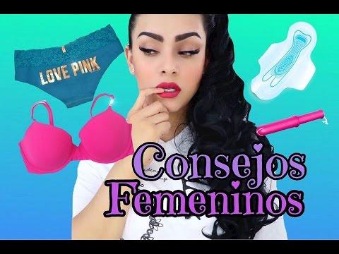 CONSEJOS FEMENINOS INTIMOS