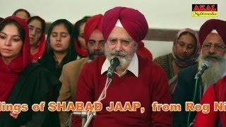 Shabad Jaap - Sarab Rog Ka Auokhad Naam