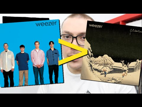 Weezer's Blue Album Is Better Than Pinkerton