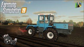 Farming Simulator 19 - Рассвет - 31 - Пашем во всех смыслах...
