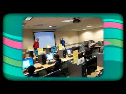 Kids Computer Programming Class at MV Library