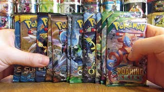11 Pokemon Booster Pack Opening (Amazing Pulls!)