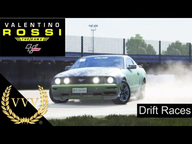 Valentino Rossi The Game Drift Races