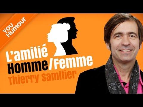 Thierry SAMITIER, L'amitié homme-femme