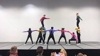 Pixelated Pete - Large Human Video (4th place) - National Fine Arts 2018