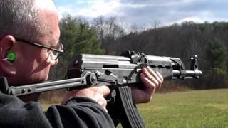 Shooting Yugo M70AB2