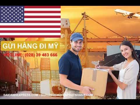 gửi hàng đi mỹ - Gửi hàng đi Mỹ - (028) 39 483 666