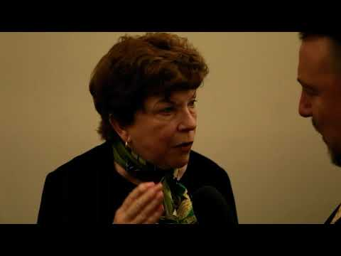 Delaine Eastin interview at the California Democratic convention