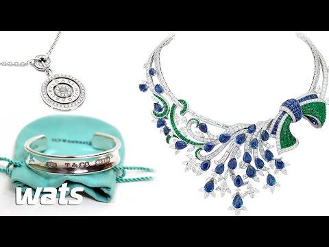 Top 10 Most Expensive Jewelry Brands 2016 – 2017 - Best Of Ten
