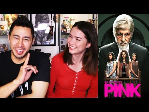 PINK | Amitabh Bachchan | Movie Review Discussion | Jaby & Achara