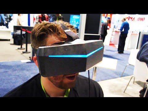 A revolutionizing VR headset